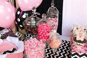 Kara's Party Ideas Minnie Mouse Themed Birthday Party