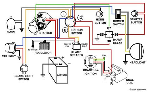 i need to get a or diagram of a electrical harness going into the battery box and out to
