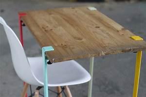 Pieds De Table : id e d co de pieds de table ~ Teatrodelosmanantiales.com Idées de Décoration