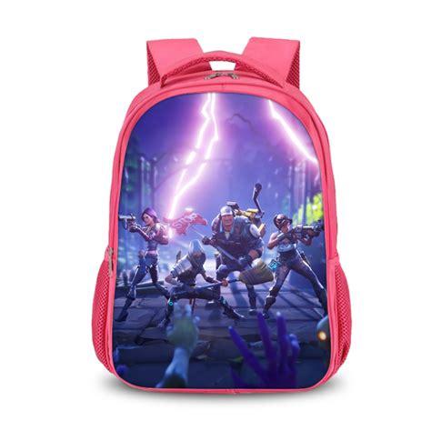 fortnite bag 16 fortnite backpack school bag baganime