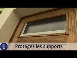 Decaper Volet Bois Lasure : lasure bondex volets fen tres portes comment lasurer youtube ~ Nature-et-papiers.com Idées de Décoration