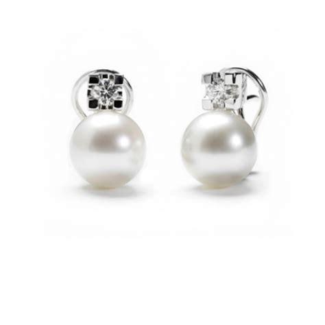 pendientes novia pendientes clasicos pendientes perla