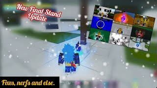 Roblox protocol in the dialog box above to join games faster in the future! Roblox Showcasing All Ki Moves In Dragonball Final Stand ...