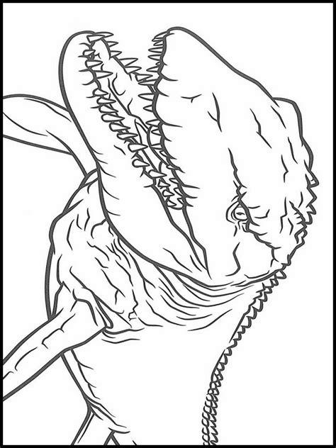 disegni da colorare dinosauri jurassic world disegni da colorare jurassic world