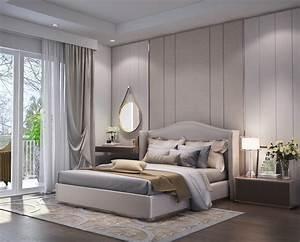 Master, Bedroom, Design, On, Behance