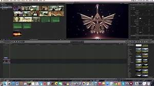 intro the legend of zelda template make with final cut With free final cut pro intro templates