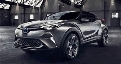 Hr Toyota Concept Door Hybrid Suv Ch