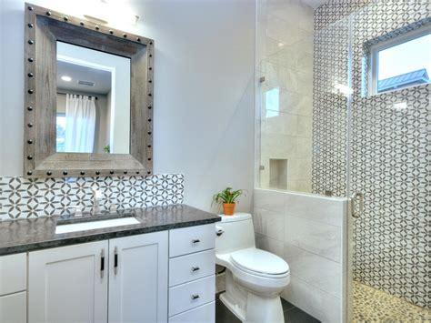 custom bathroom design photos hgtv