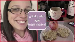 Weight Watchers Smartpoints Berechnen : what i ate on weight watchers smart points 12 7 12 8 youtube ~ Themetempest.com Abrechnung