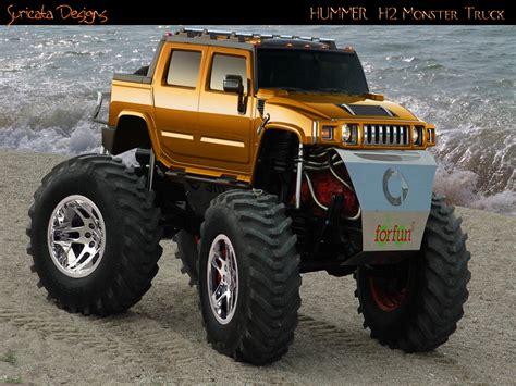 monster hummer 43839 t pico hummer h2 monster truck 1920x1080 wallpaper