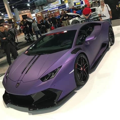 Matte Purple Lamborghini Pictures, Photos, And Images For