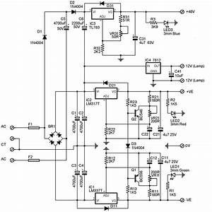Amplifier Page 28   Electronic Circuit Diagram