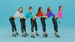Exid Ranks Hits Number One On Music Chart With Old Song