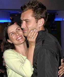 Sadie Frost and Jude Law | famous couples | Pinterest