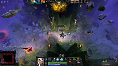 the underhollow a battle royale like mode for dota 2 is live and it s damn gamingonlinux
