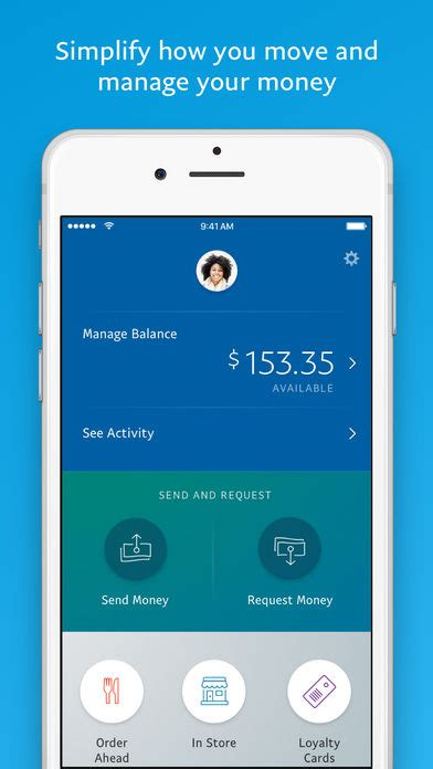 paypal mobile cash iphone app app store apps