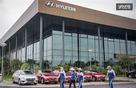 기회의 땅 베트남은 지금 현대자동차 열풍! 베트남 생산합작법인