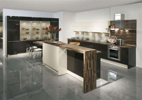 robinet de cuisine design des cuisines modernes meuble cuisine