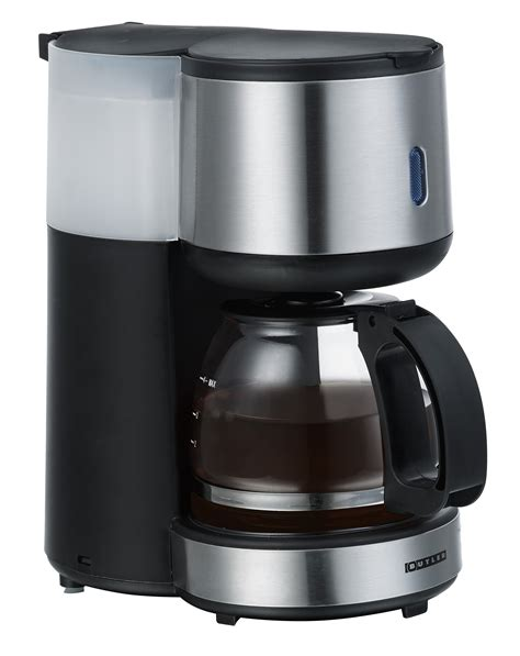 Britt coffee machine can offer you many choices to save money thanks to 16 active results. Coffee maker, 0.6L, black/ss, 600W - Adexi
