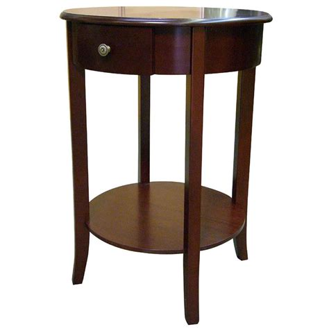 Polaris® Round End Table  148094, Living Room At