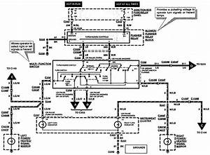 Where Can I Find A Wiring Diagram For A 1997 Ford Expedition Xlt 4wd  Right Turn Signal Works On