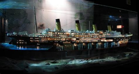 Lego Ship Sinking In Real Water by How Titanic Movie Set Was Constructed