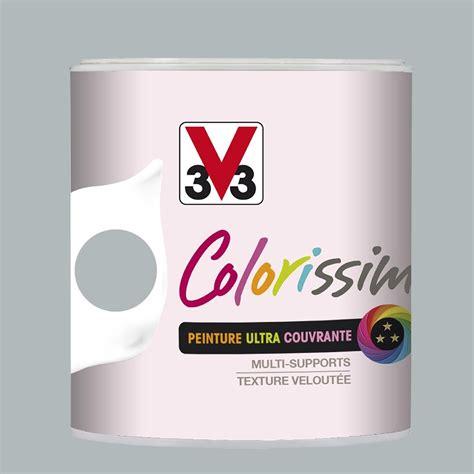 prix peinture chambre peinture multi supports v33 colorissim satin gris galet 0