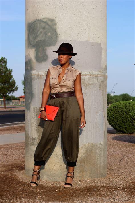 Urban Safari Fashion Trend 2020 | FashionGum.com