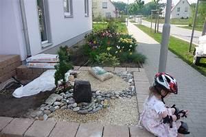 Gartengestaltung Ideen Vorgarten : vorgarten ideen mit steinen nowaday garden ~ Markanthonyermac.com Haus und Dekorationen