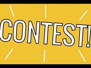 FAN CONTEST ANNOUNCEMENT - YouTube  Contest