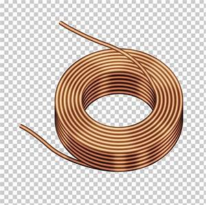 Wire Electromagnetic Coil Electrical Cable Wiring Diagram