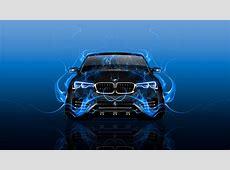 BMW X4 Front Fire Abstract Car 2016 Wallpapers el Tony