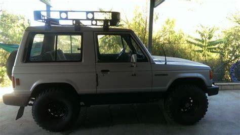 Purchase Used 1986 Mitsubishi Montero 2dr In Loma Linda