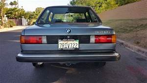 Classic Auto Car Bmw 3 Series Sporty Coupe Rear Wheel