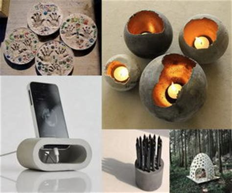 cool diy concrete project ideas hative
