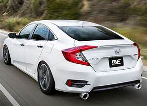 Magnaflow Performance Exhaust System For 2016 Honda Civic