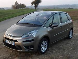 C4 Picasso 2009 : question aide parking ~ Gottalentnigeria.com Avis de Voitures
