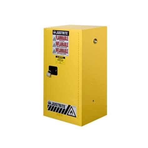 justrite flammable cabinet singapore justrite 15 gal cabinet manual with paddle handle