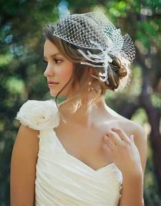 5 Spectacular Bridal Hairstyles For Long Hair With A Veil