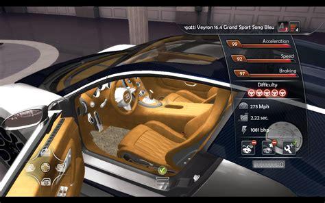 Muestrasa Bugatti Veyron 164 Grand Sport Sang Bleu