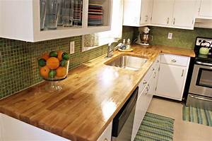 kitchen countertop buyer39s guide remodeling expense With 7 popular kitchen countertop materials