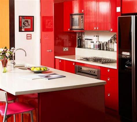 cocinas pequenas  modernas decoracion