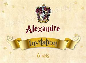 Deco Harry Potter Anniversaire : anniversaire enfant harry potter ~ Melissatoandfro.com Idées de Décoration