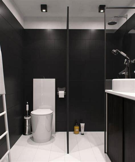 custom tv stand designs tiny monochrome black walled apartment with mezzanine