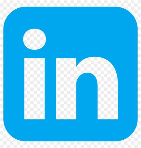 Get Linkedin Icon No Background Get it for Free - Get Logo ...