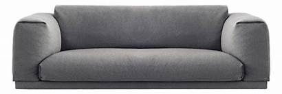 Transparent Sofa Modern Furniture Leather Fabric Upholstery