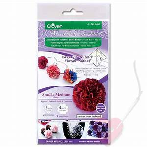 clover flower frill templates schablone fur stoff pompoms With clover templates flowers