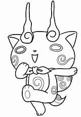 Kai Yo Komasan Coloring Colorear Colorir Stampare Disegni Colorare Colorier Desenhos Coloriage Template Desenho Dibujo Cartonionline sketch template