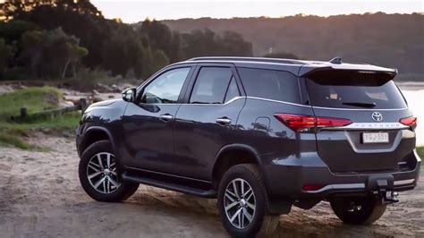 Toyota Fortuner 2019 by Toyota Fortuner 2019 Concept Limited Edition