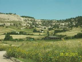 Wildcat Hills Scottsbluff Nebraska